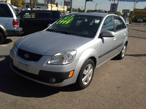 2007 Kia Rio5 for sale in Denver, CO