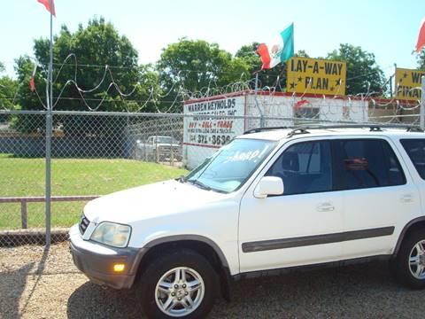 2000 Honda CR-V for sale in Dallas TX