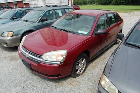 2004 Chevrolet Malibu Maxx for sale in West Rutland, VT