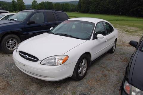 2000 Ford Taurus for sale in West Rutland, VT