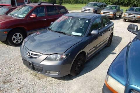 2008 Mazda MAZDA3 for sale in West Rutland, VT