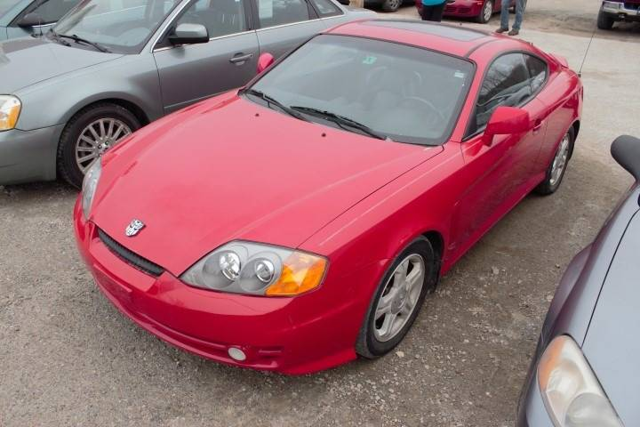 2003 Hyundai Tiburon GT V6 2dr Hatchback   West Rutland VT