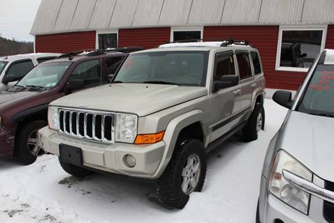 2007 Jeep Commander for sale in West Rutland, VT