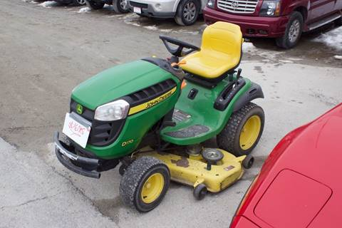 2020 John Deere d170 for sale in West Rutland, VT