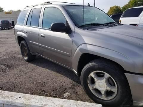 2006 Chevrolet TrailBlazer for sale in Mount Clemens, MI