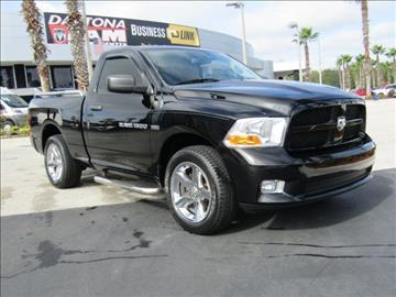 2012 RAM Ram Pickup 1500 for sale in Daytona Beach, FL