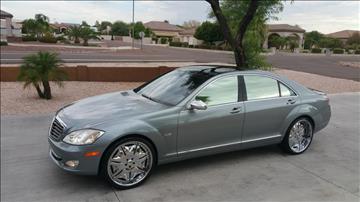 2007 Mercedes-Benz S-Class for sale in Glendale, AZ