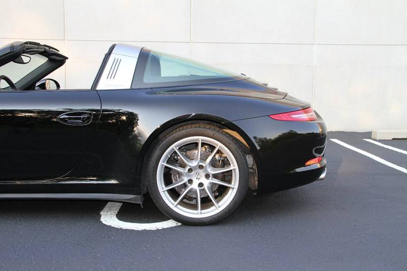 2015 Porsche 911 AWD Targa 4 2dr Convertible - Grand Rapids MI
