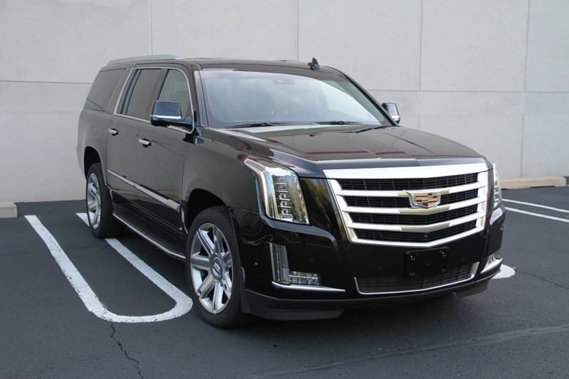 2017 cadillac escalade esv 4x4 luxury 4dr suv in grand rapids mi misar motors. Black Bedroom Furniture Sets. Home Design Ideas