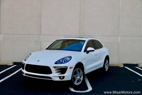 2015 Porsche Macan for sale at Misar Motors in Ada MI