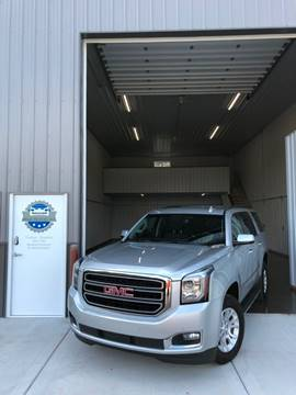 2017 GMC Yukon for sale at Misar Motors in Ada MI