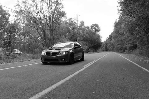 2009 Pontiac G8 for sale at Misar Motors in Ada MI