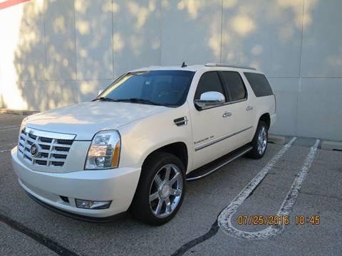 2007 Cadillac Escalade ESV for sale at Misar Motors in Ada MI