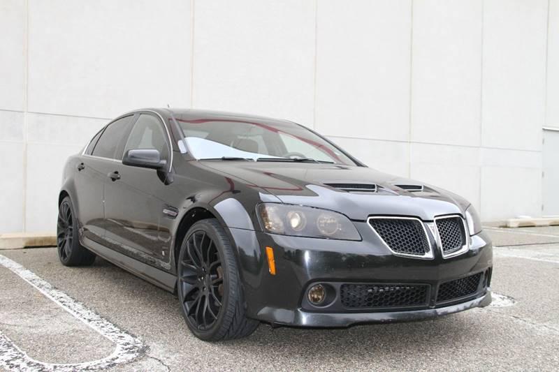 2009 pontiac g8 4dr sedan in grand rapids mi misar motors. Black Bedroom Furniture Sets. Home Design Ideas