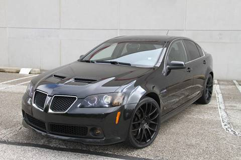 2009 Pontiac G8 for sale in Grand Rapids, MI