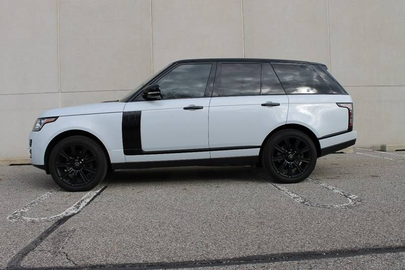 2016 Land Rover Range Rover AWD HSE Td6 4dr SUV - Grand Rapids MI