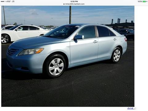 2009 Toyota Camry for sale in St Thomas, VI