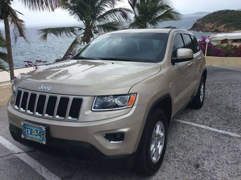 2015 Jeep Grand Cherokee for sale in St Thomas, VI