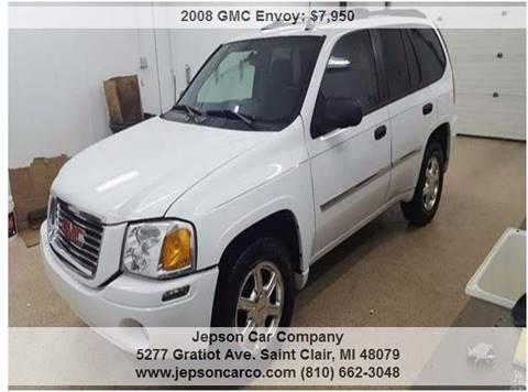 2008 GMC Envoy for sale in Saint Clair, MI