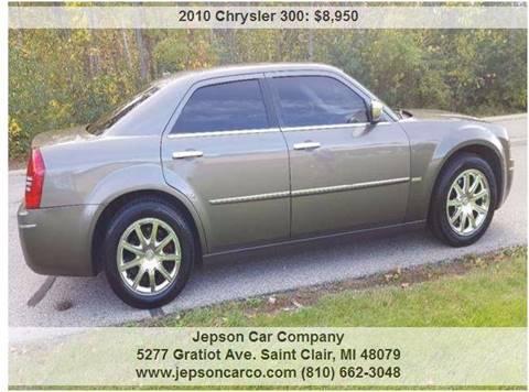 2010 Chrysler 300 for sale in Saint Clair, MI