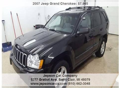 2007 Jeep Grand Cherokee for sale in Saint Clair, MI