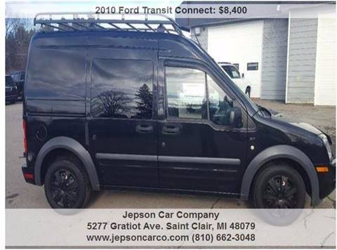2010 Ford Transit Connect for sale in Saint Clair, MI