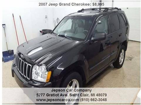 2007 Jeep Grand Cherokee for sale in Saint Clair, MI