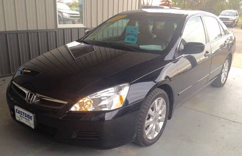 2007 Honda Accord for sale in Tomah, WI