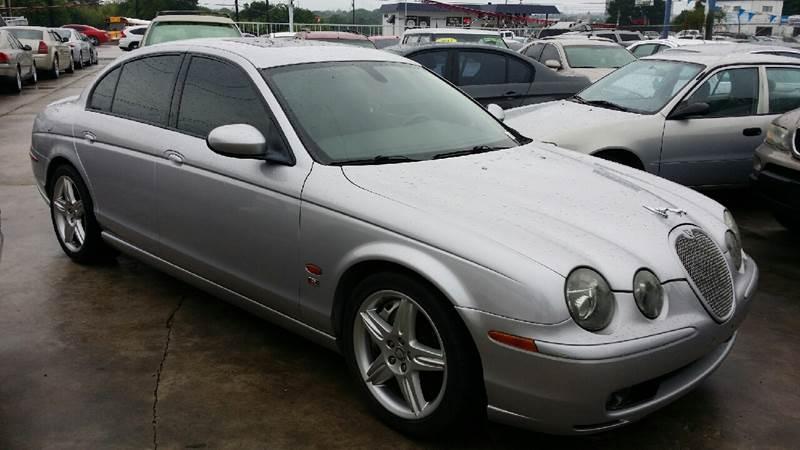 2004 Jaguar S-Type R 4dr Supercharged Sedan In San Antonio ...