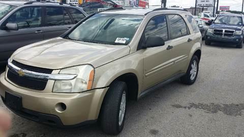 2008 Chevrolet Equinox for sale at Dubik Motor Company in San Antonio TX