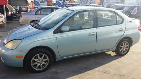2003 Toyota Prius for sale in San Antonio, TX