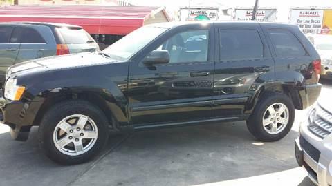 2007 Jeep Grand Cherokee for sale at Dubik Motor Company in San Antonio TX