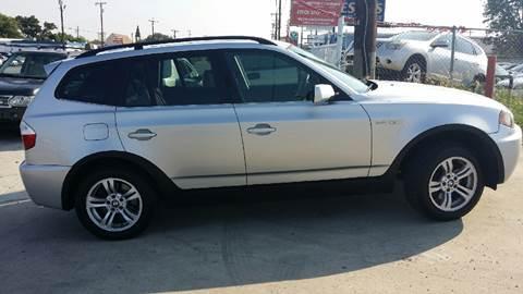2006 BMW X3 for sale at Dubik Motor Company in San Antonio TX