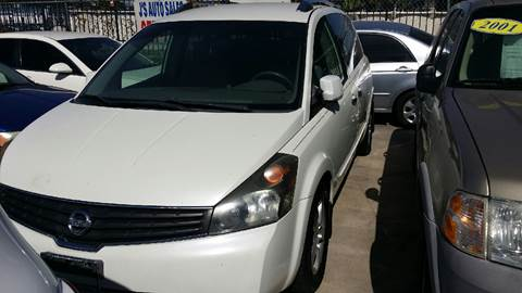 2008 Nissan Quest for sale at Dubik Motor Company in San Antonio TX