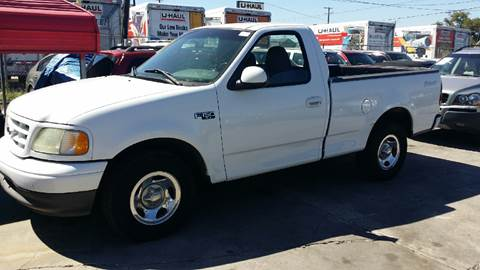 2002 Ford F-150 for sale in San Antonio, TX