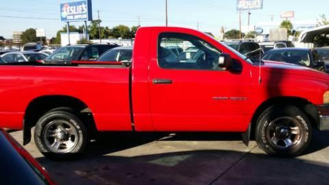 2003 Dodge Ram Pickup 1500 for sale at Dubik Motor Company in San Antonio TX