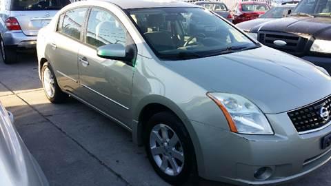 2008 Nissan Sentra for sale at Dubik Motor Company in San Antonio TX