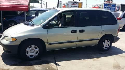 1999 Dodge Caravan for sale at Dubik Motor Company in San Antonio TX