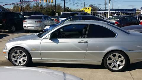 2002 BMW 3 Series for sale at Dubik Motor Company in San Antonio TX
