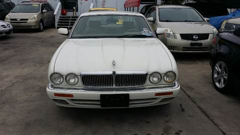 1995 Jaguar XJ-Series for sale at Dubik Motor Company in San Antonio TX