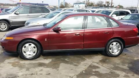 2002 Saturn L-Series for sale at Dubik Motor Company in San Antonio TX