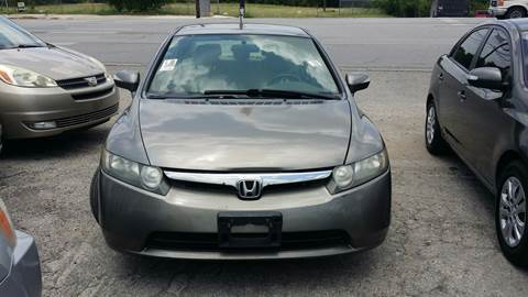 2007 Honda Civic for sale at Dubik Motor Company in San Antonio TX