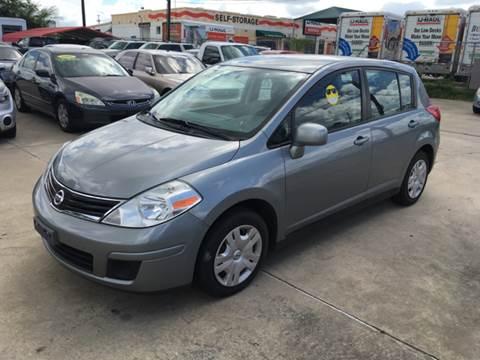 2010 Nissan Versa for sale at Dubik Motor Company in San Antonio TX