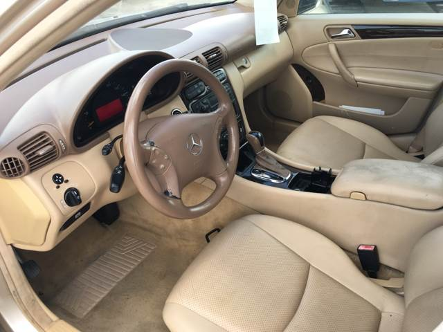 2004 Mercedes Benz C Class C 240 4dr Sedan In San Antonio Tx