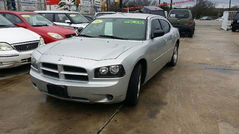 2007 Dodge Charger for sale at Dubik Motor Company in San Antonio TX