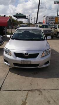 2010 Toyota Corolla for sale at Dubik Motor Company in San Antonio TX