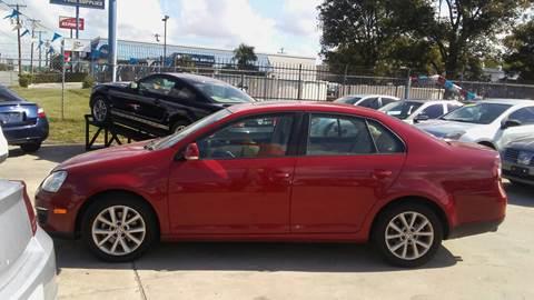2010 Volkswagen Jetta for sale at Dubik Motor Company in San Antonio TX