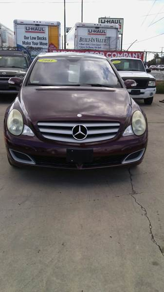 2006 Mercedes-Benz R-Class for sale at Dubik Motor Company in San Antonio TX