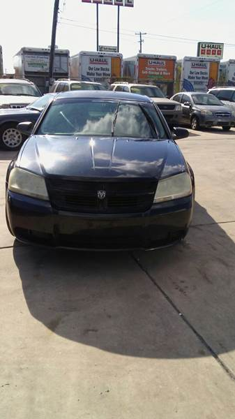 2009 Dodge Avenger for sale at Dubik Motor Company in San Antonio TX