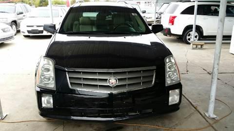 2005 Cadillac SRX for sale at Dubik Motor Company in San Antonio TX
